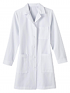 "Meta Ladies 35"" Labcoat"