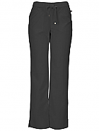 """Drawn To You"" Low-Rise Drawstring Pant w/ Antimicrobial"
