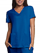 Grey's Anatomy™ 2-Pocket V-Neck Top