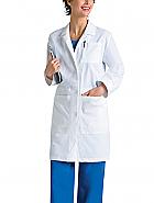 Women's Traditional Notebook Lab Coat