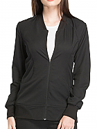 'Dynamix' Zip Front Warm-up Jacket