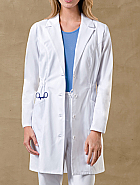 Missy Fashion Lab Coat