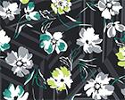 Floral Fun Kiwi Sorbet