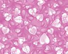 Hot Pink Hearts