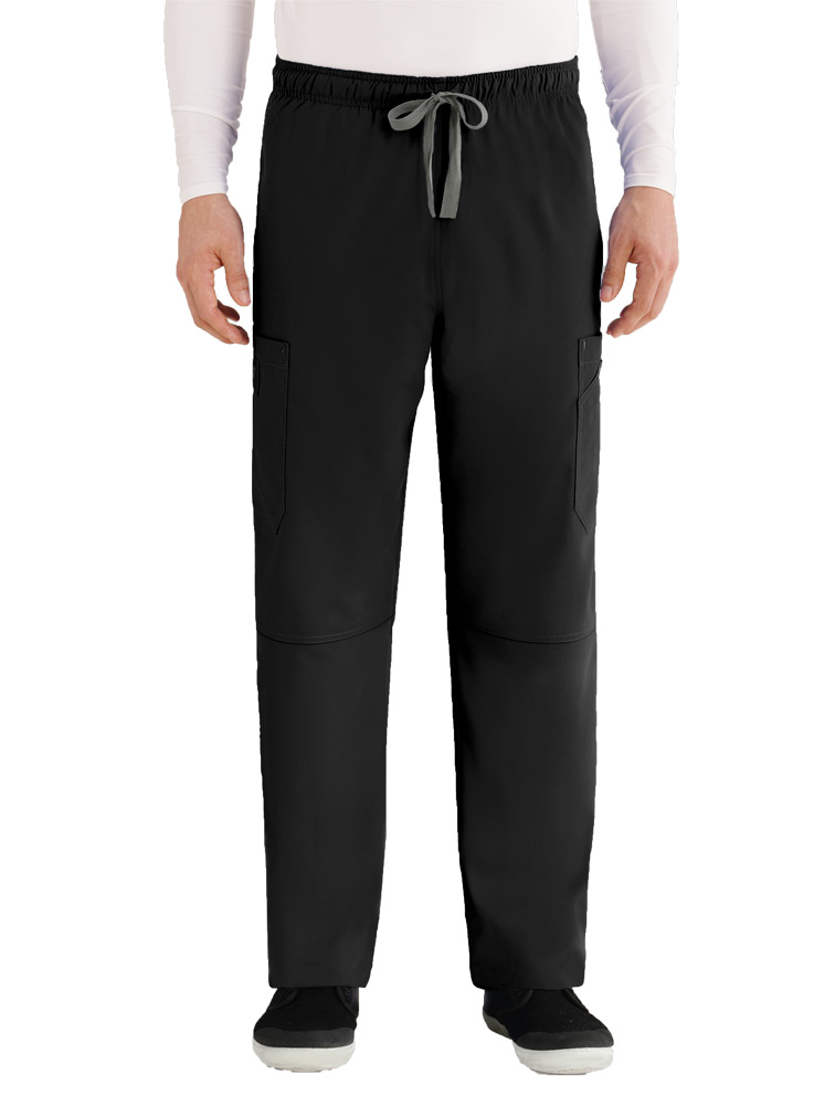 Men's 6 Pocket Drawstring Pant