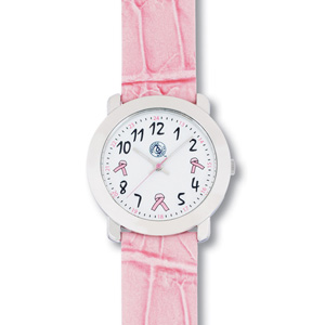 Pink Ribbon Watch - 1709-PNK