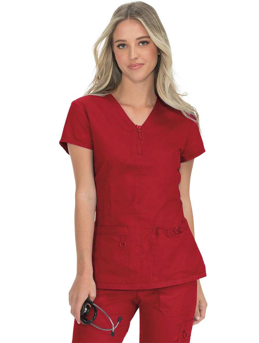 'Stretch' Women's Scrubs Mackenzie Top