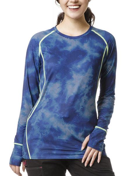 'FFX Sport' Sporty Printed Tee