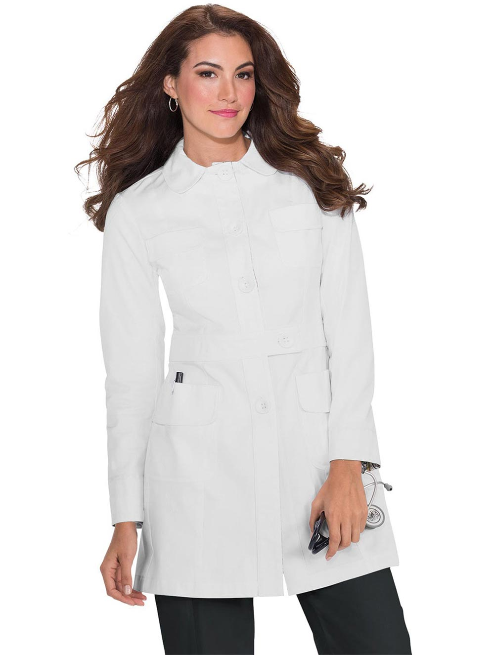 'Geneva' Lab Coat