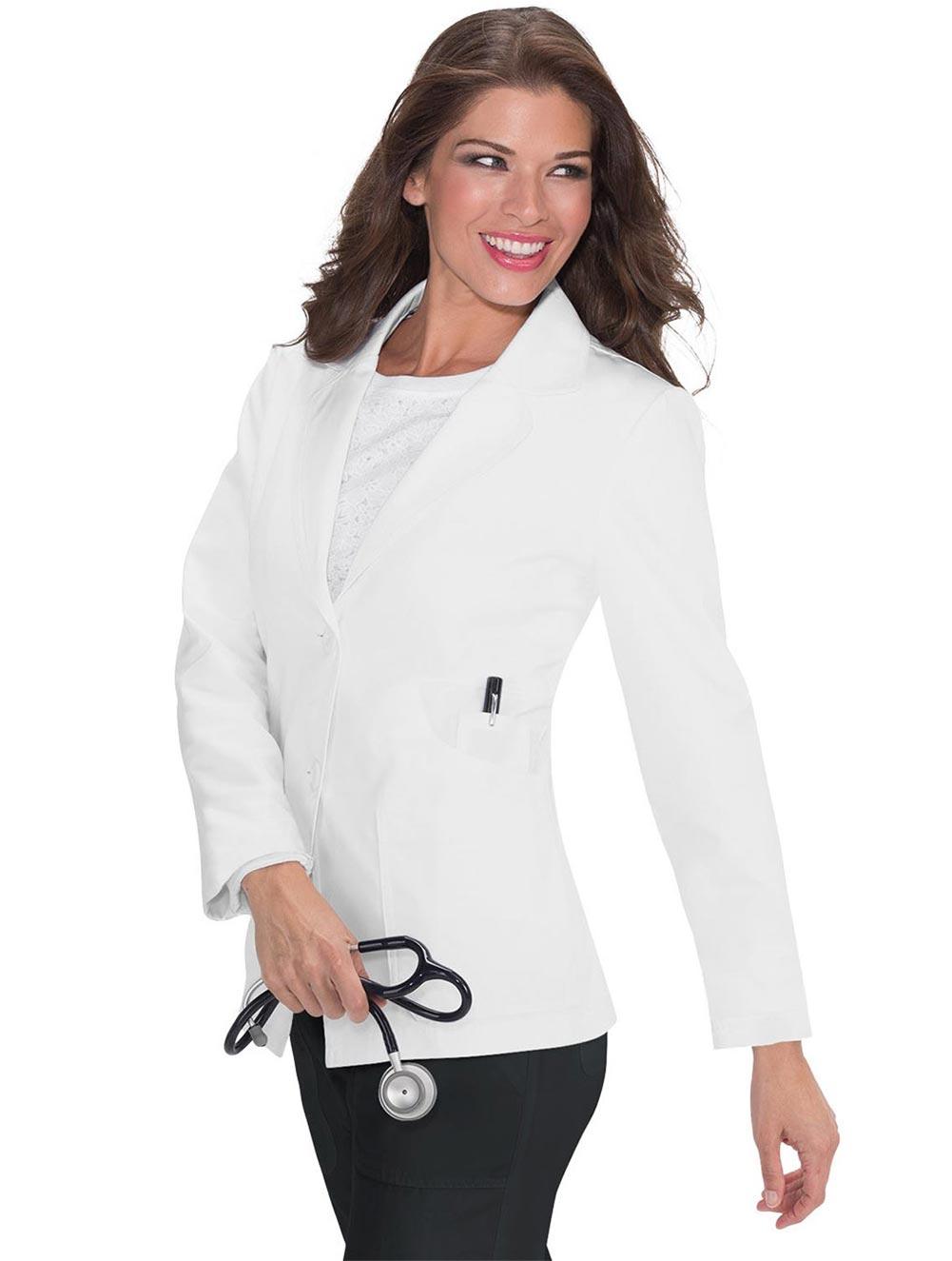 'Macie' Lab Coat