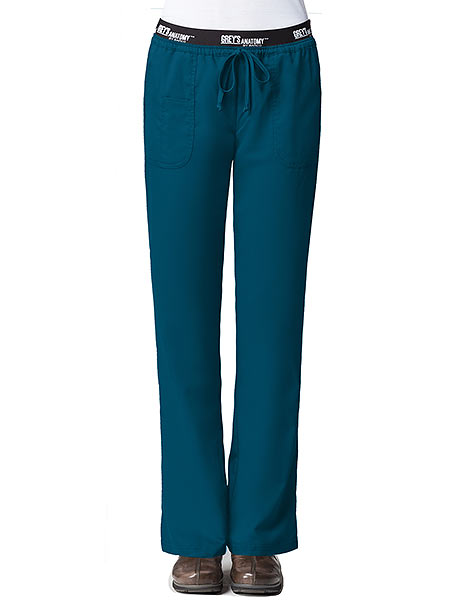 Grey's Anatomy™ Active 3 Pocket Drawstring Pant