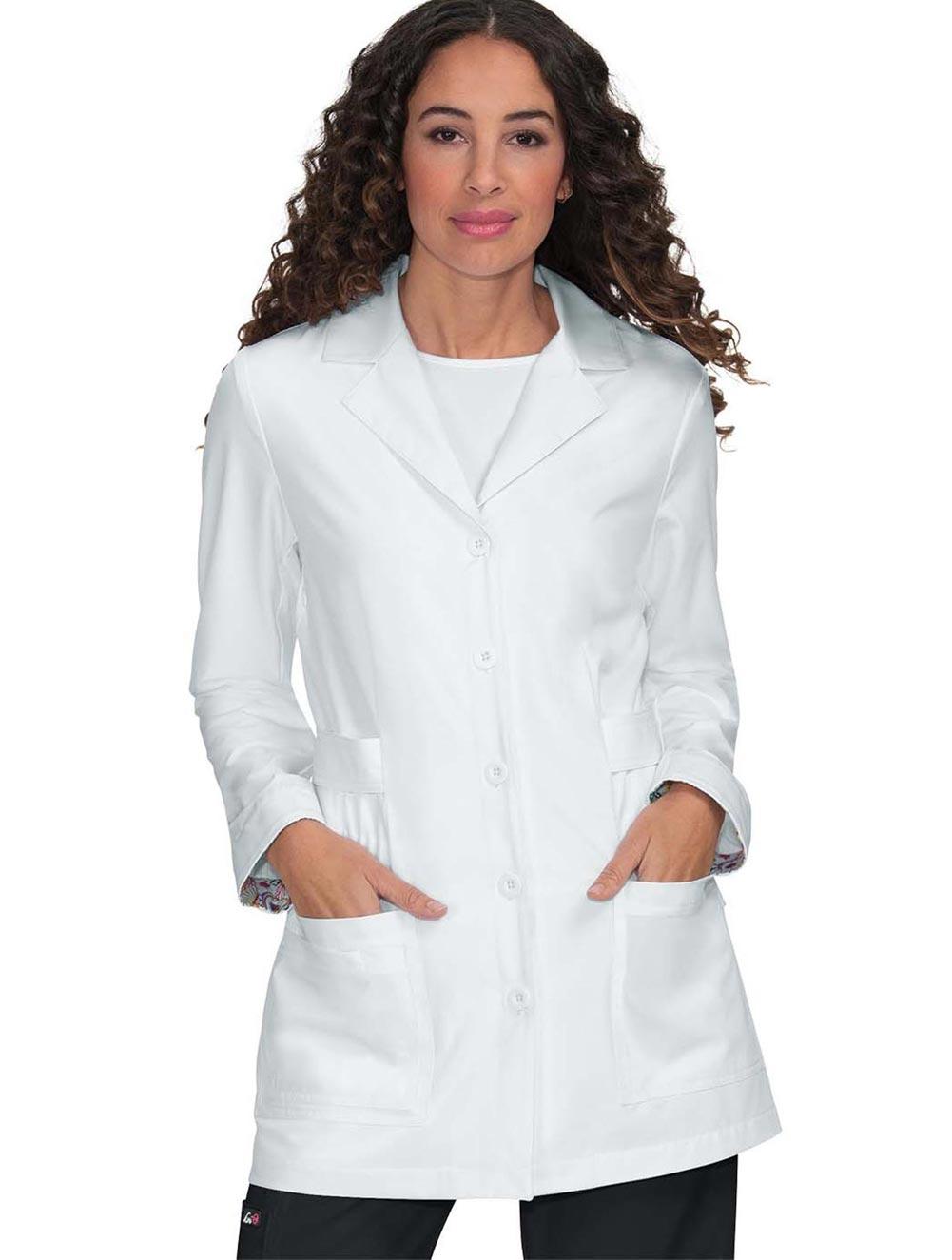'Janice' Women's Lab Coat