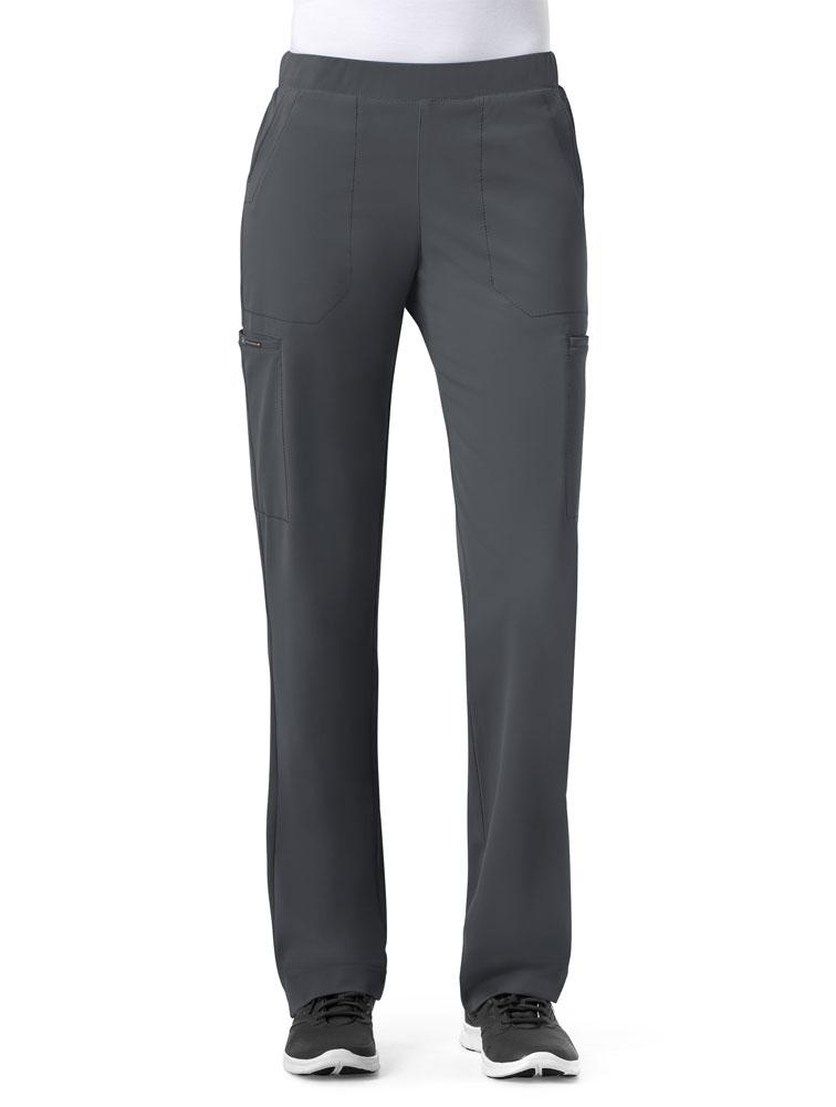 High Performance 'Hybrid' Modern Straight Leg Pant