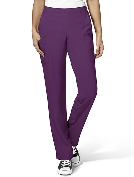 Women's Flat Front Double Cargo Pant