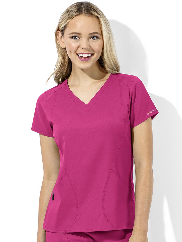 Women's Tech V-Neck Top