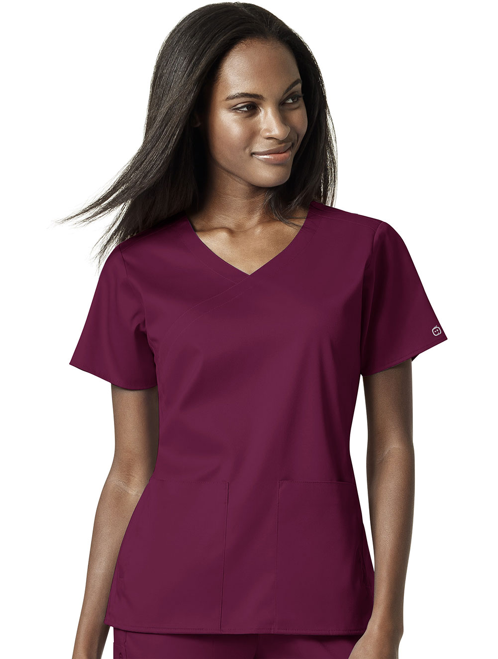 Women's 4 Pocket Wrap Top