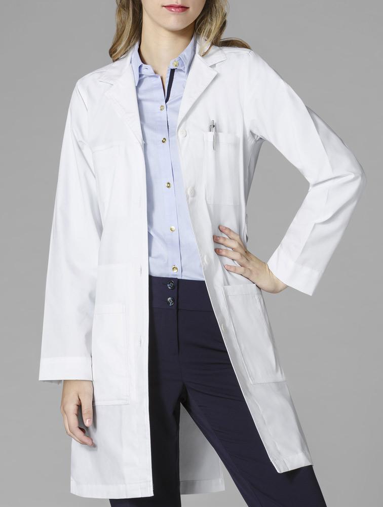 WonderLAB Women's Professional Lab Coat