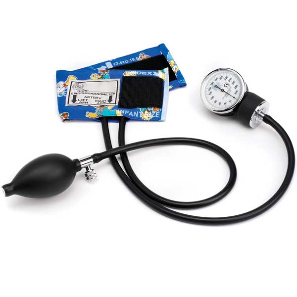 Premium Infant Aneroid Sphygmomanometer Kit