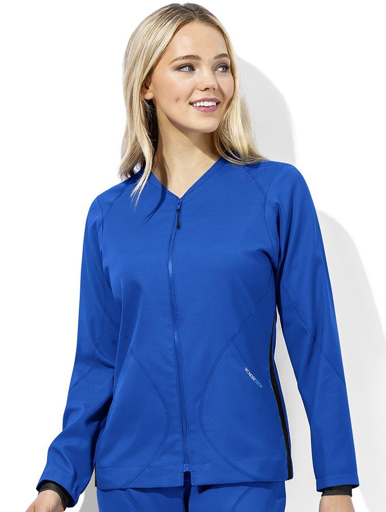 Women's Tech Warm-Up Style Jacket
