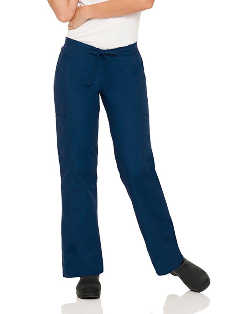 Women's Dual-Pocket Cargo Pant