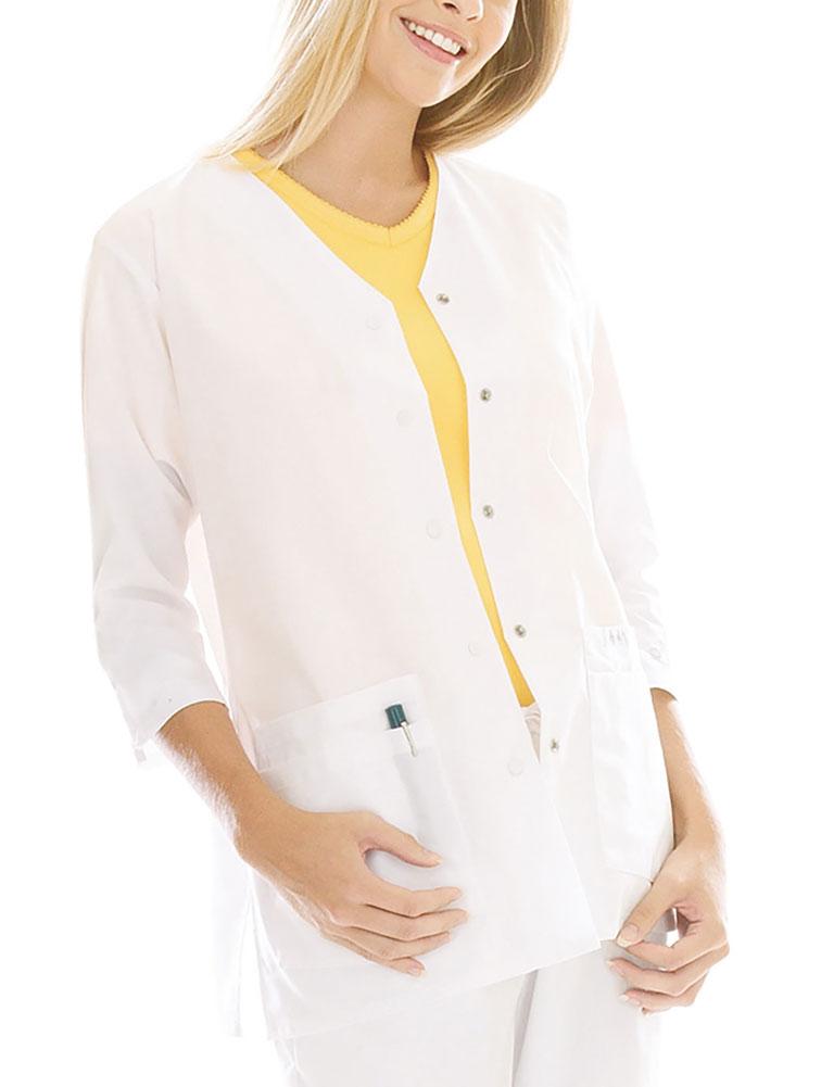 Women's 3/4 Sleeve Tunic Jacket