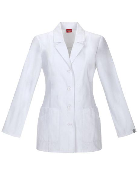 Women's Fashion Lab Coat w/ Antimicrobial