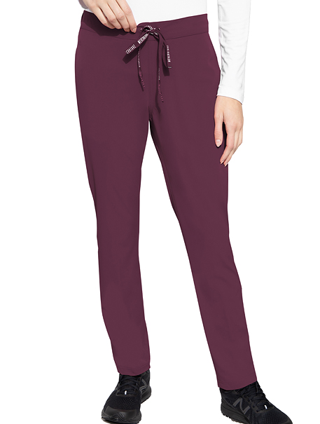 Peaches Flat Front Pant