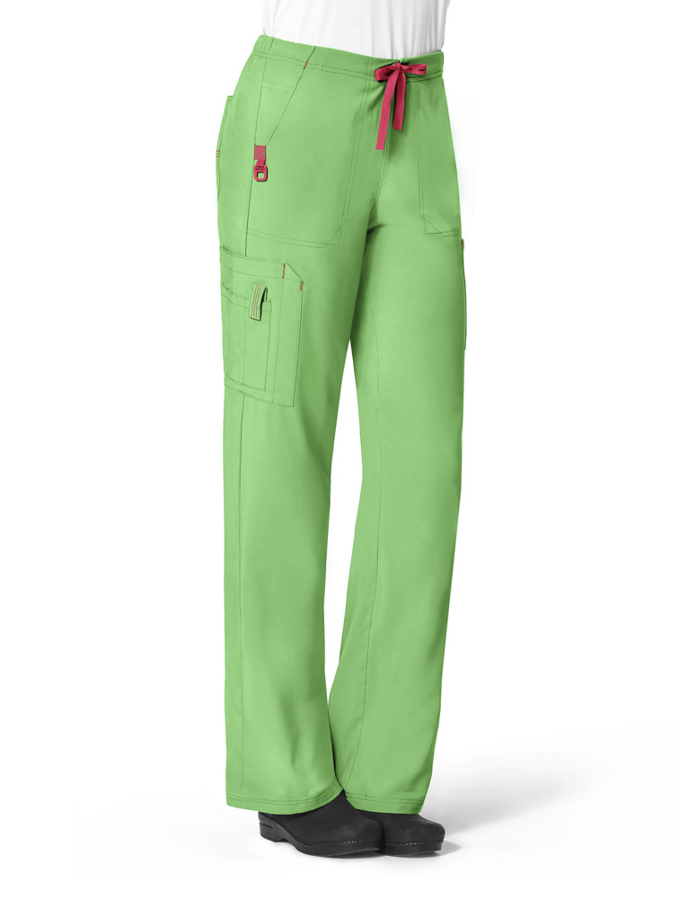 Cross-Flex Women's Utility Boot Cut Pant