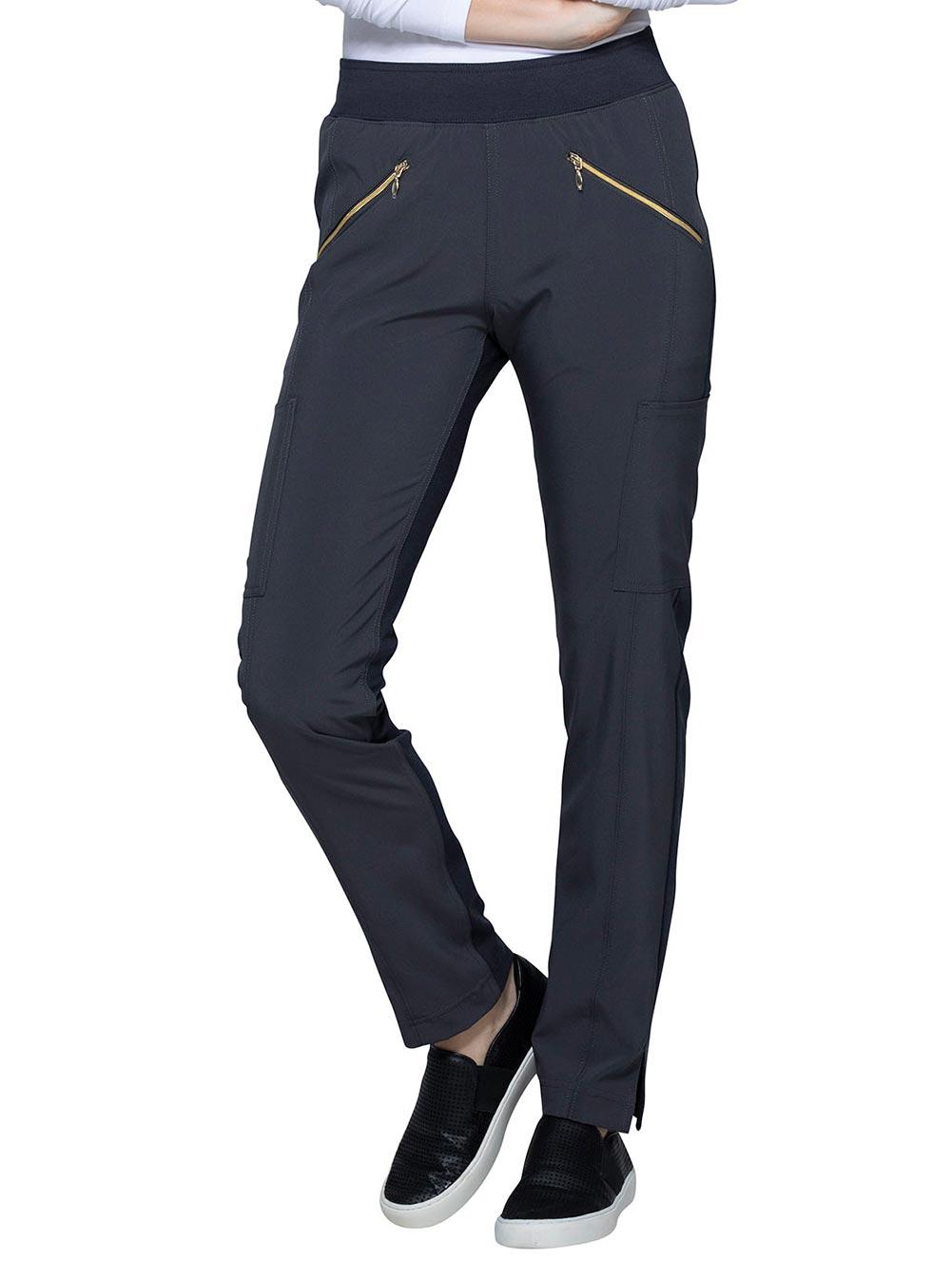 Mid Rise Skinny Leg Pant