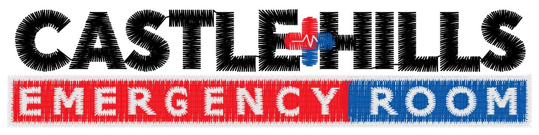 Logo Embroidery - Castle Hills ER