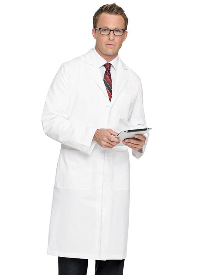 Landau Men's Lab Coat - 3138