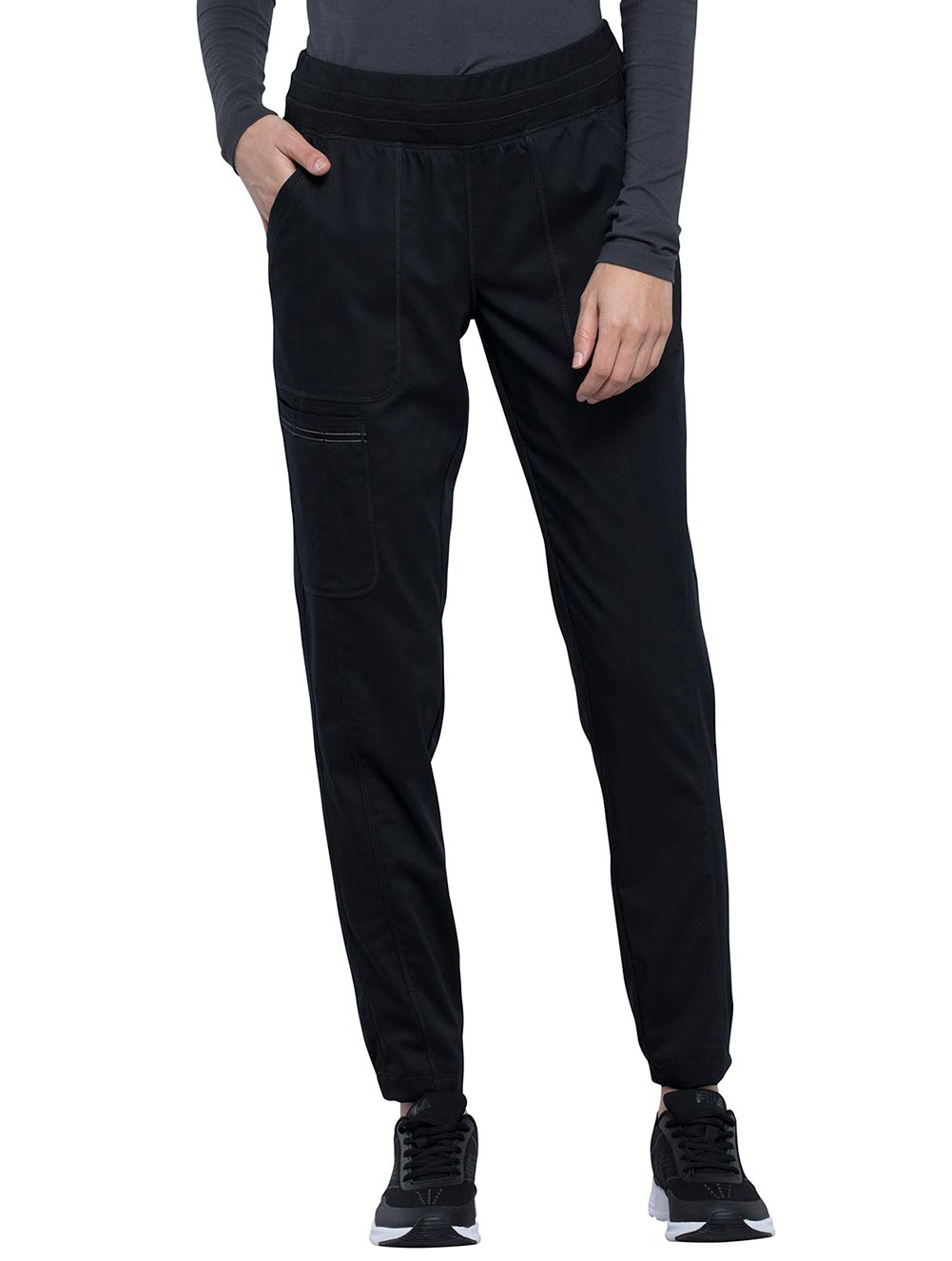 Natural Rise Tapered Leg Jogger