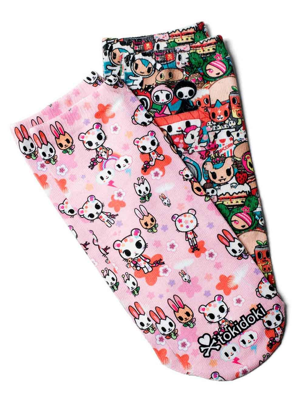 2-Pack Sublimation Socks