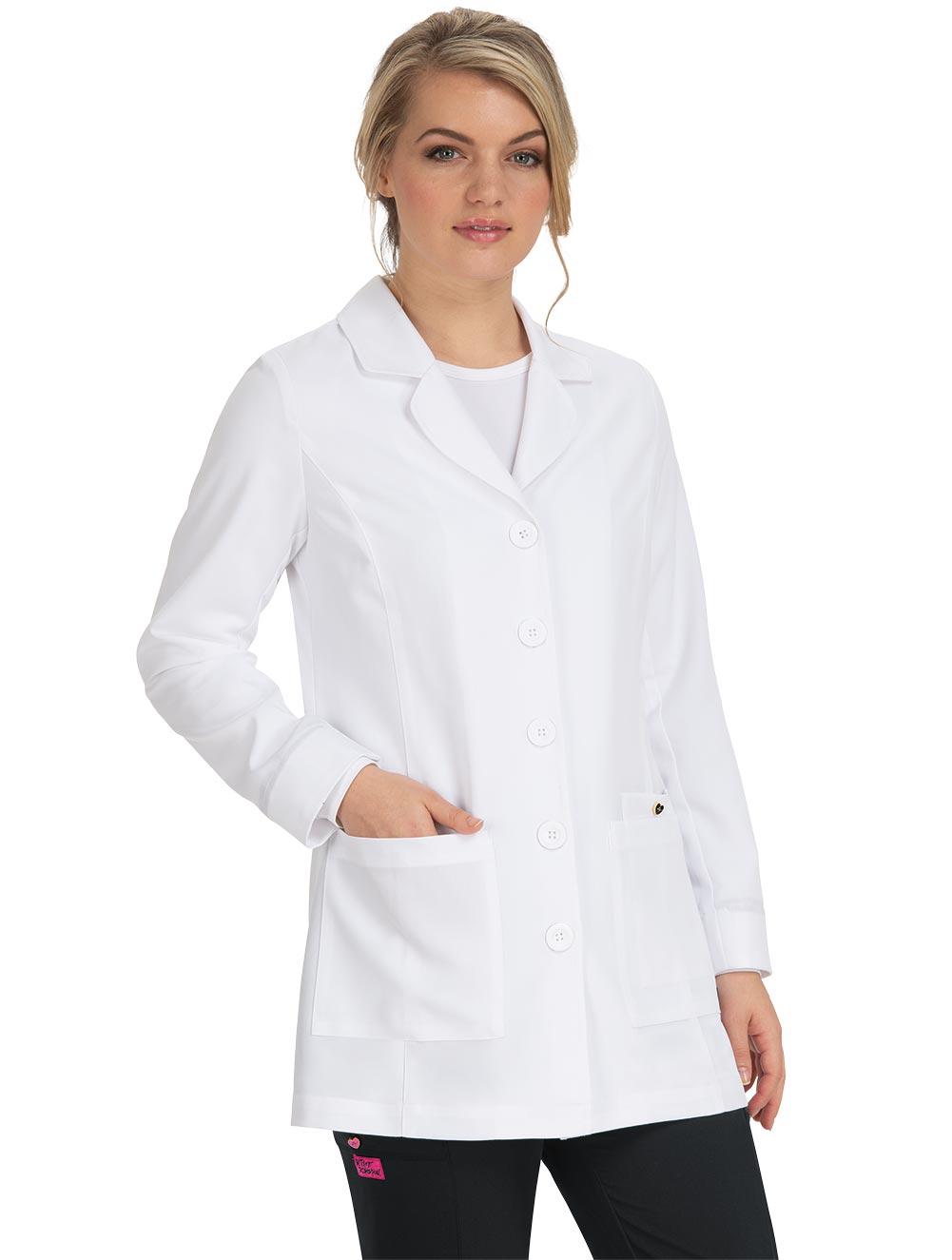 'Marigold' Lab Coat