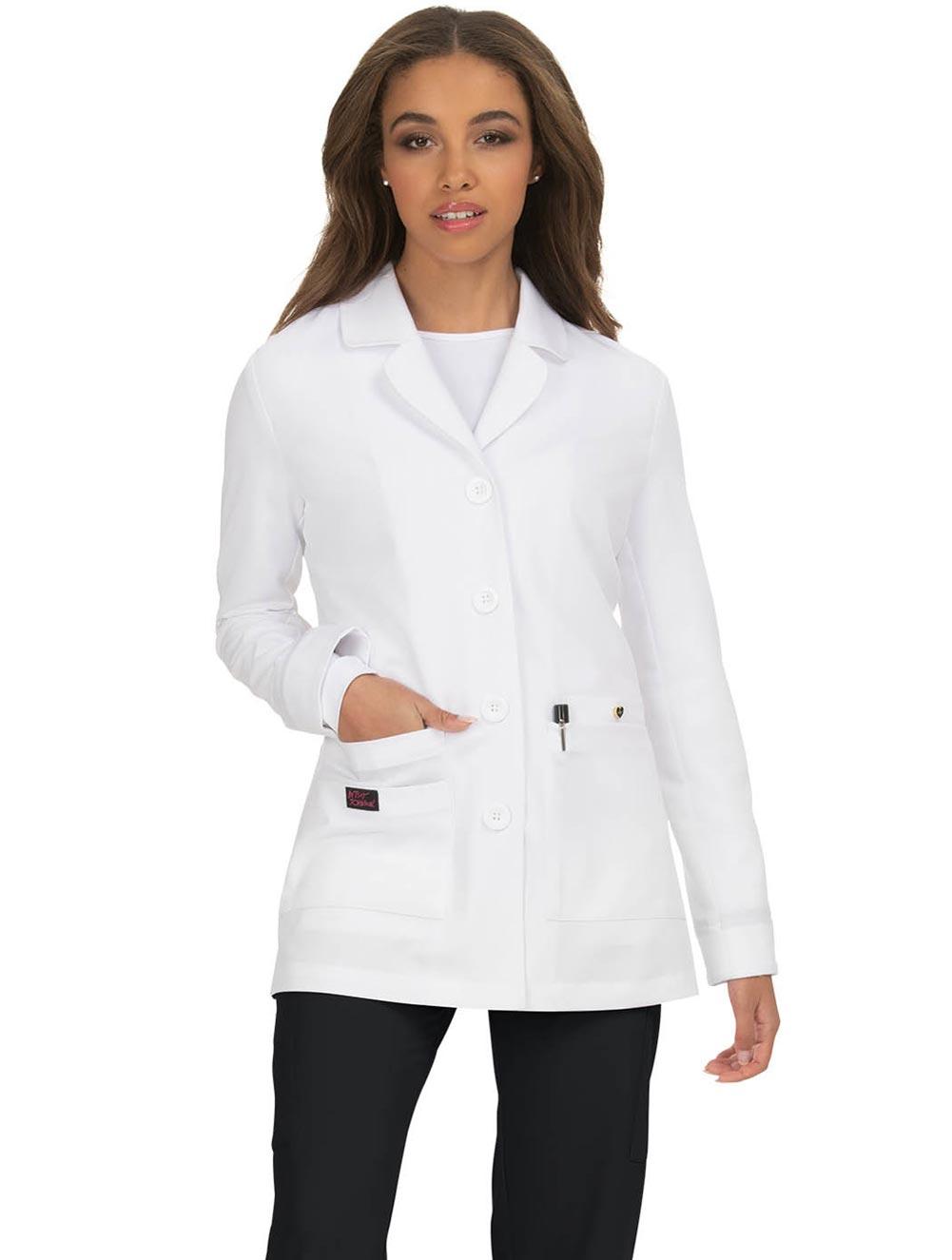 'Canna' Lab Coat
