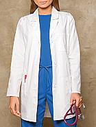 Basic Women's Lab Coat