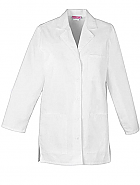 "32"" Women's Lab Coat w/ Antimicrobial + Fluid Barrier"