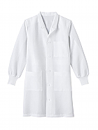 Meta Unisex Fluid Resistant Anti-Static Labcoat