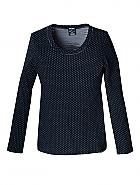 Reversible Knit Top