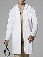 WonderLAB Basics Men's Long Lab Coat