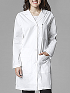 WonderLAB Basics Women's Long Lab Coat