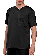Men's 3 Pocket High V-Neckline Top