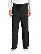 Men's 6-Pocket Zip Fly Drawstring Pant