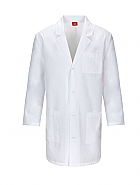 Unisex Lab Coat w/ Antimicrobial