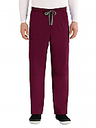 'Grey's Anatomy' Men's 6 Pocket Full Elastic Pant