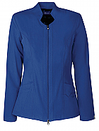 """""""Melrose"""" Notched Jacket w/ Antimicrobial"""