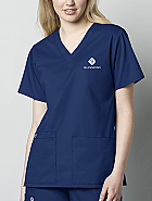 WonderWORK V-Neck Top - Nurses Top