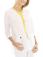 Women's 3/4 Sleeve Tunic Jacket