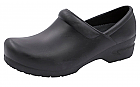 'GUARDIANANGEL' Footwear SR Antimicrobial Plastic Clog