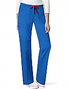 'WonderFLEX' 'Joy' Denim-Style Straight Pant
